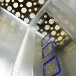 pulsantiera e soffitto ascensore