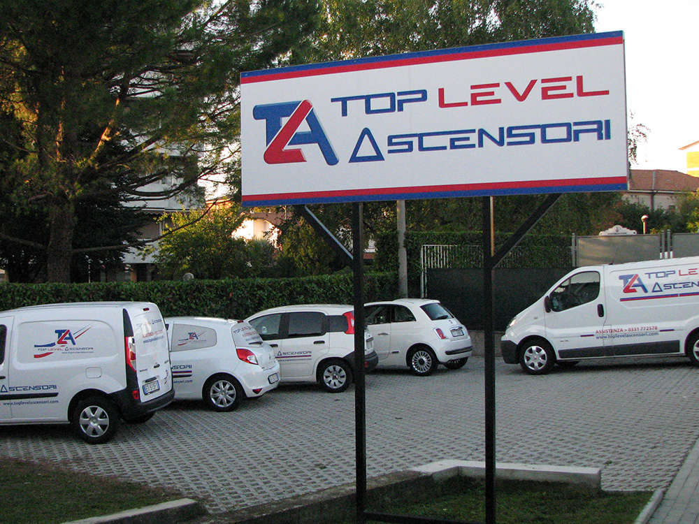 Azienda top level ascensori