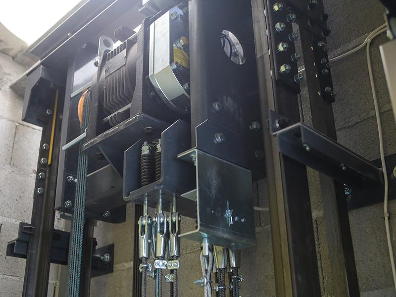 Ingranaggio ascensore