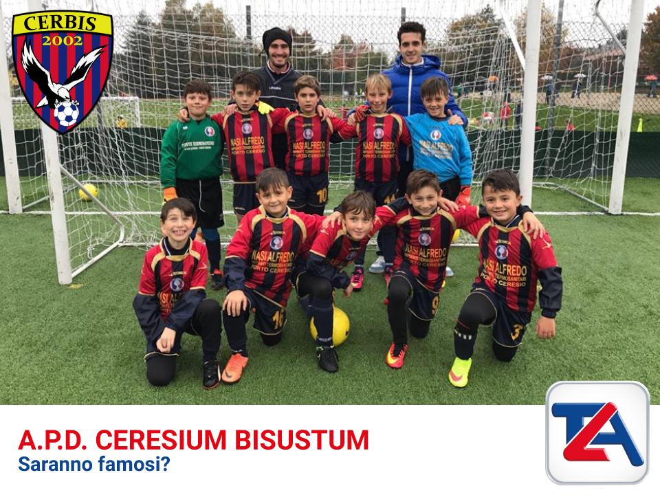 la squadra ceresium bisustum