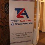 festa top level ascensori