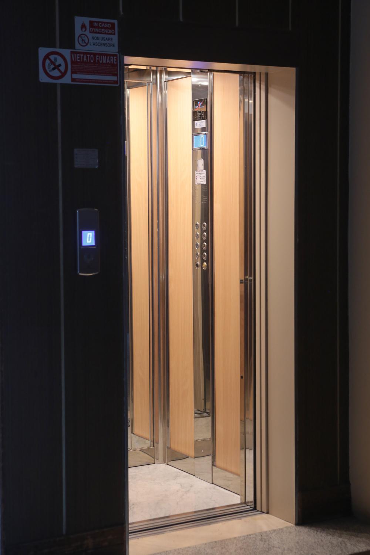 ascensore top level ascensori