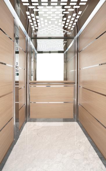 cabine top level ascensori